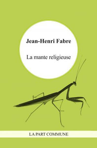 LA MANTE RELIGIEUSE