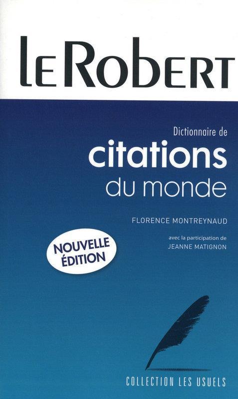 Citations Du Monde Poche Ne