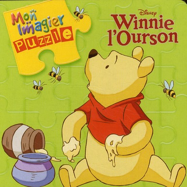 Mon Imagier Puzzle; Winnie L'Ourson