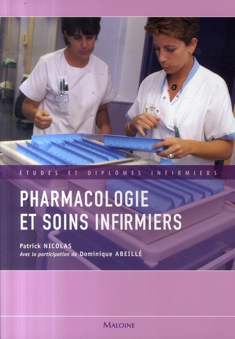 Pharmacologie Et Soins Infirmiers