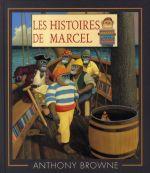 Couverture de Les histoires de Marcel