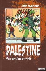 Couverture de Palestine T.1