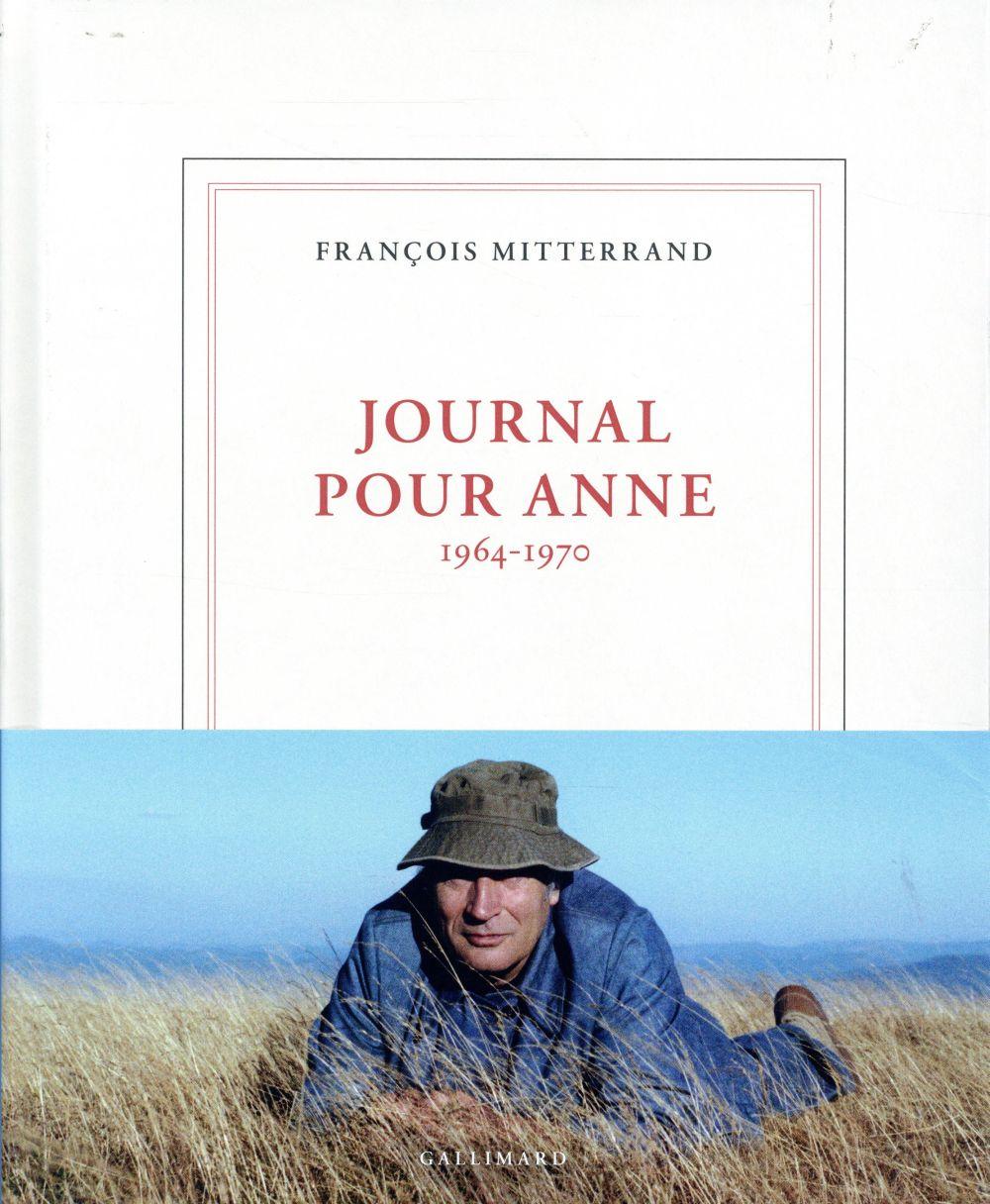 JOURNAL POUR ANNE