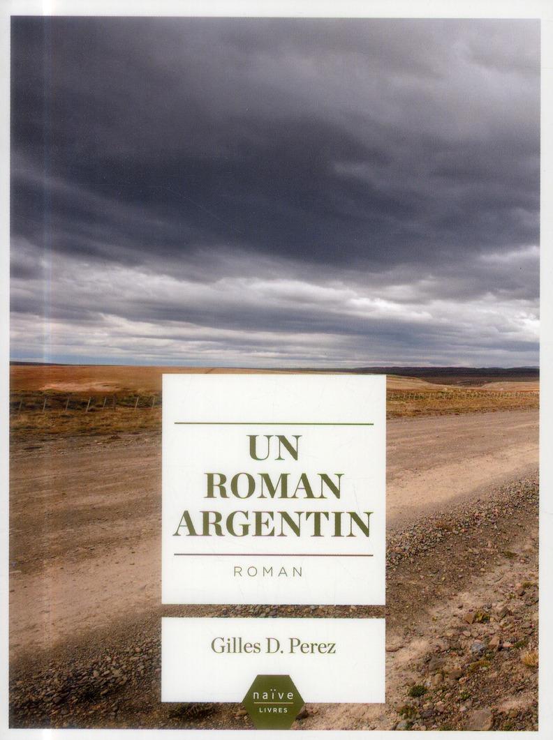 UN ROMAN ARGENTIN