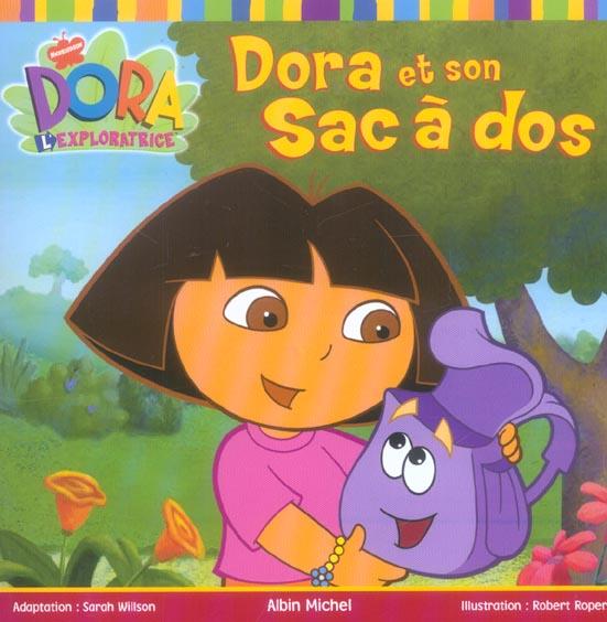 Dora Et Son Sac A Dos
