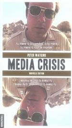 Couverture de Media crisis