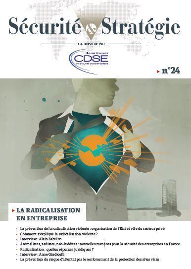 REVUE SECURITE & STRATEGIE N.24 ; la radicalisation en entreprise