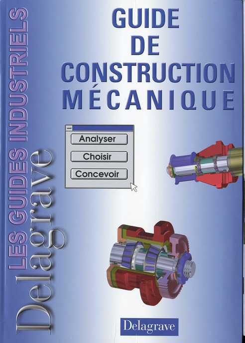 Guide De Construction Mecanique