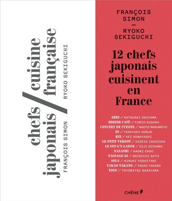 Cuisine française ; chefs japonais