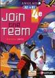 Join the team ; 4e ; manuel et dvd