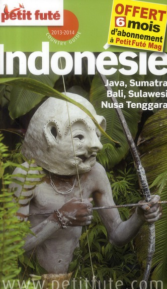 Guide Petit Fute ; Country Guide; Indonesie (Edition 2013-2014)