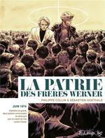 Couverture de La patrie des frères Werner