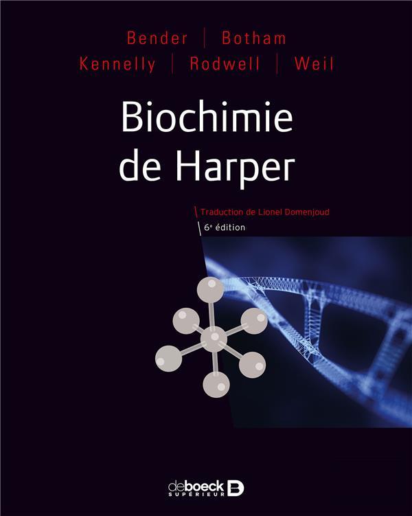 Biochimie de Harper (6e édition)