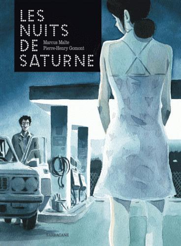 Les nuits de saturne | Malte, Marcus (1967-....)