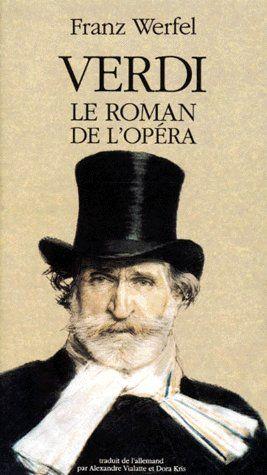 VERDI ROMAN DE L'OPERA