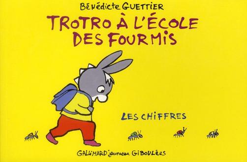 Trotro A L'Ecole Des Fourmis