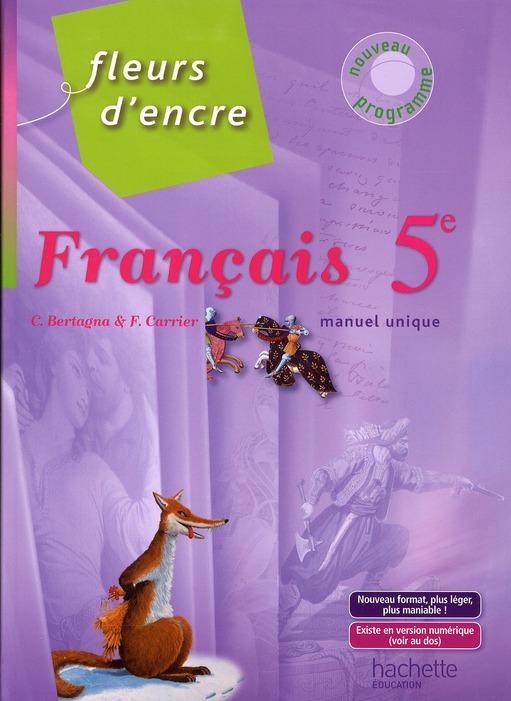 A Livre Ouvert C Bertagna F Carrier Fleurs D Encre