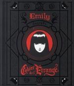 Couverture de Emily, cahier de l'étrange