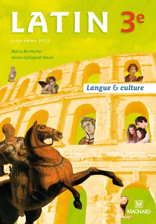 Latin ; 3eme