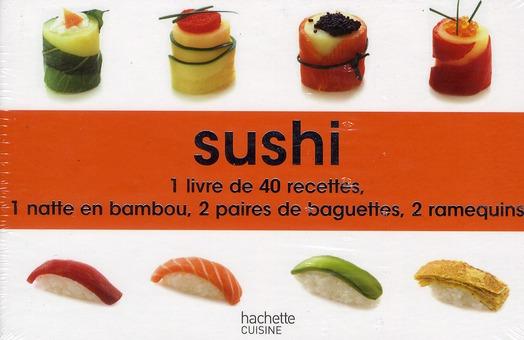 Sushi ; Mini-Coffret