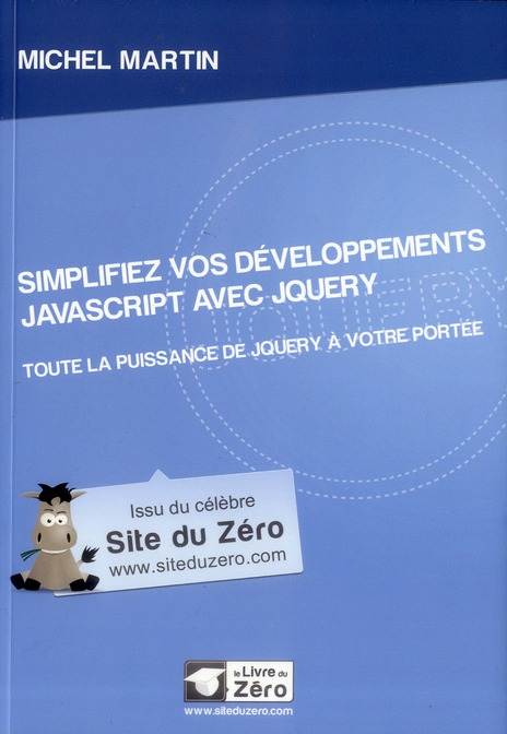 Simplifiez Vos Developpements Javascript Avec Jquery