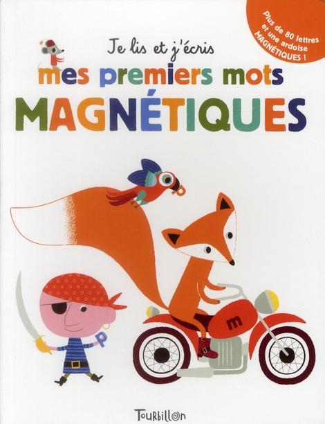 Je Lis Et J'Ecris Mes Premiers Mots Magnetiques