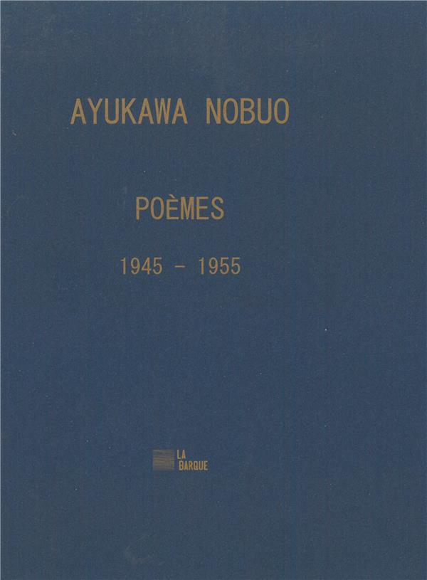 POESIES : 1945-1955
