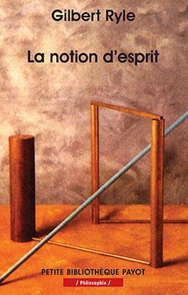 LA NOTION D'ESPRIT