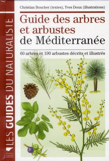 Guide Des Arbres Et Arbustes De Mediterranee