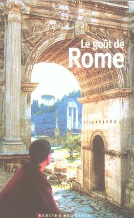 LE GOUT DE ROME