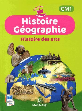 Odysseo ; histoire géographie ; CM1 ; histoire des arts