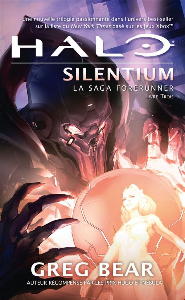 La Saga Forerunner T.3 : Halo Silentium