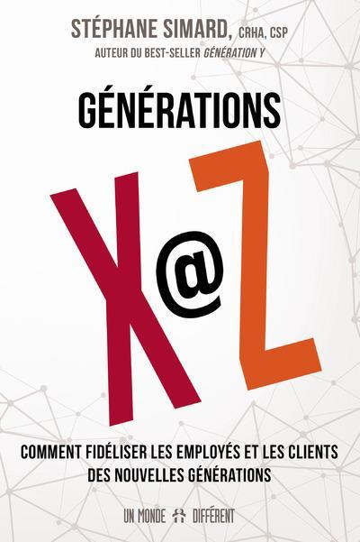 Générations x @ z