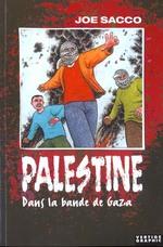Couverture de Palestine T.2