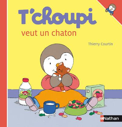 N01 - T Choupi Veut Un Chaton