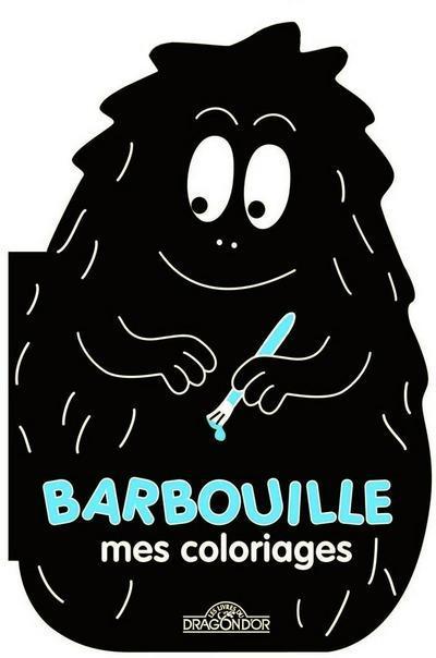 Barbapapa; Barbouille ; Mes Coloriages