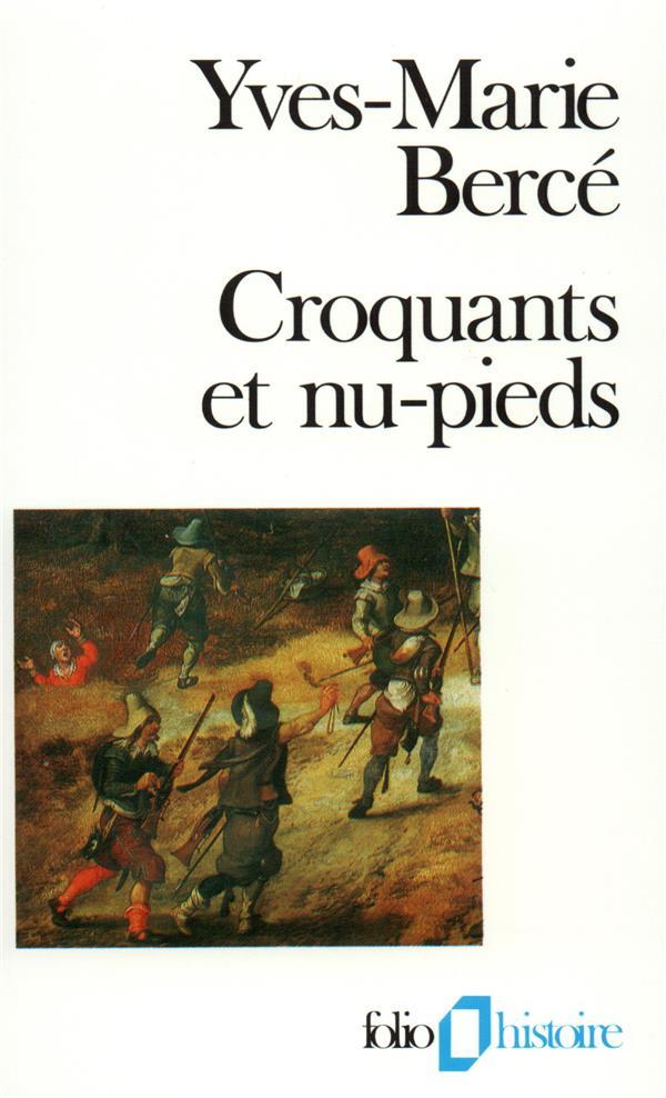 CROQUANTS ET NU-PIEDS