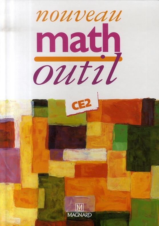 Nouveau Math Outil Ce2 Manuel
