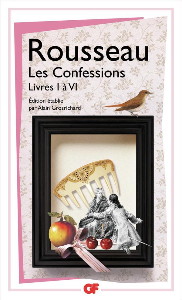 Les Confessions T.1