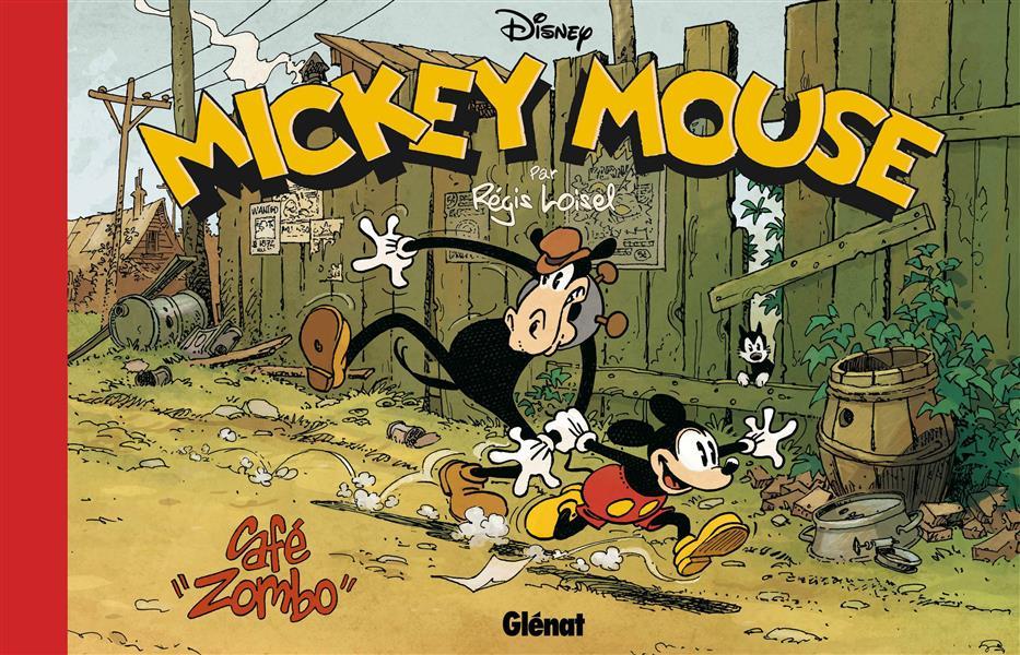 Mickey mouse ; café zombo