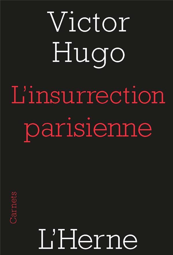 L'insurrection parisienne