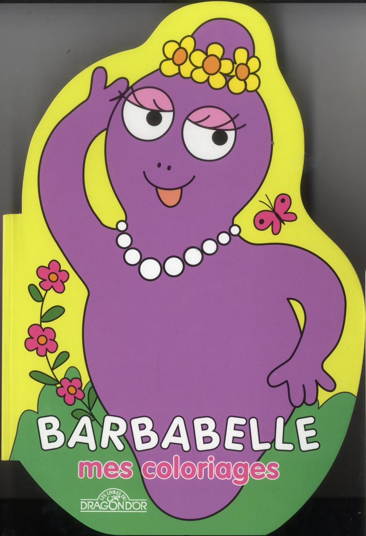 Barbapapa; Barbabelle ; Mes Coloriages