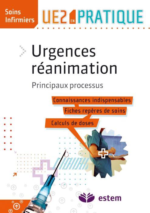 Urgences Reanimation Principaux Processus