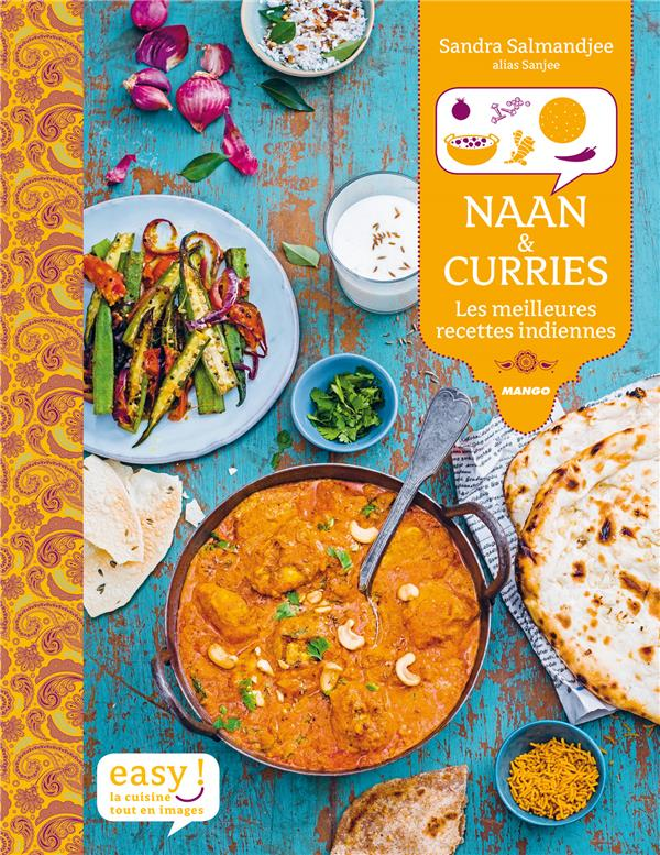 Naans & curries