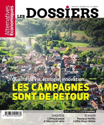 LES DOSSIERS D'ALTERNATIVES ECONOMIQUES 16 : LES CAMPAGNES SONT DE RETOUR