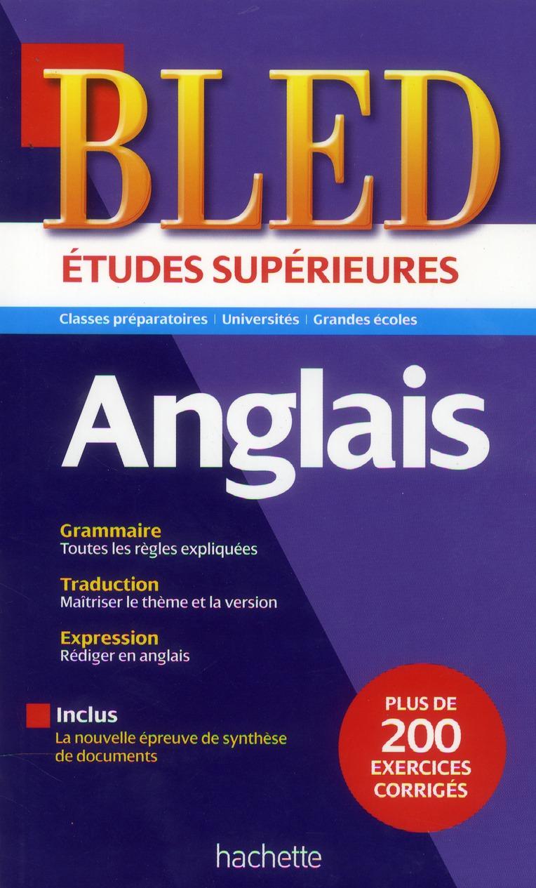 Bled; Anglais (Edition 2013)