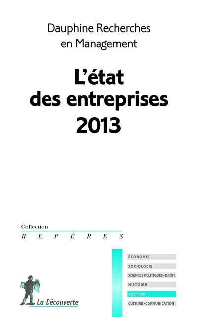 L'Etat Des Entreprises (Edition 2013)