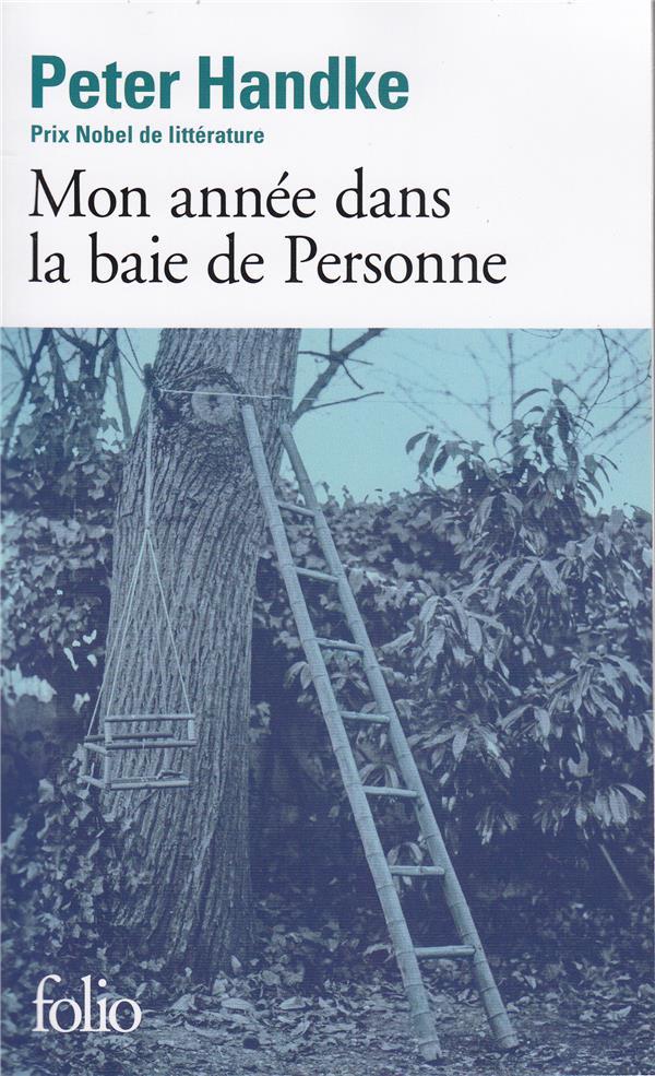 MON ANNEE DANS LA BAIE DE PERSONNE