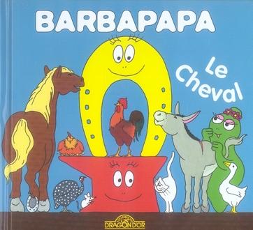 Barbapapa Le Cheval