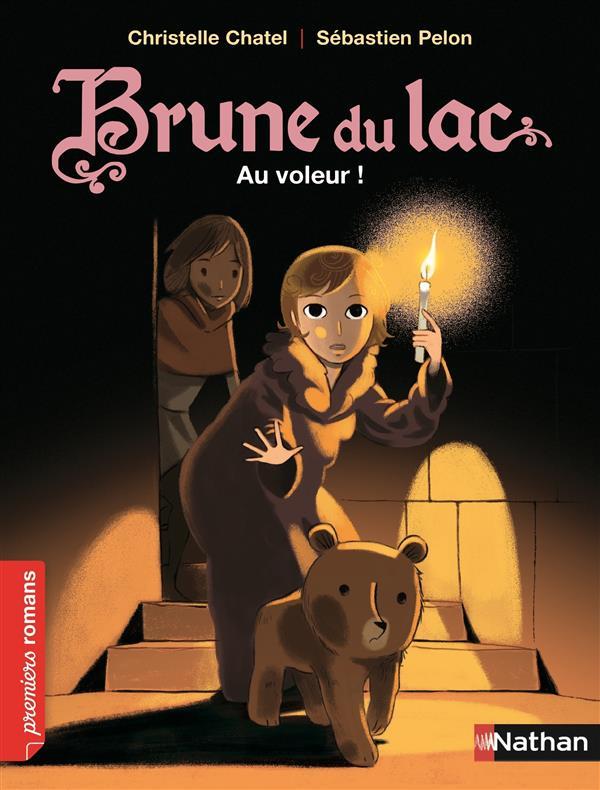 Brune Du Lac ; Au Voleur !